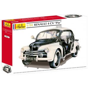 Model policyjnego Renault 4 CV Pie Heller 80764