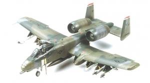 Model samolotu A10 Thunderbolt II Tamiya 60744