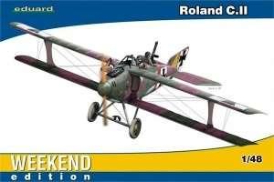 Model samolotu LFG Roland C.II - Eduard 8445