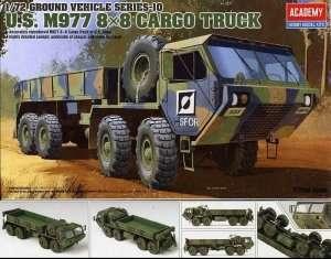 Model Academy 13412 M977 8x8 Cargo Truck
