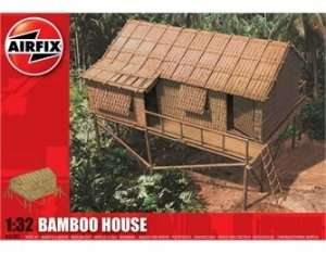 Model Airfix 06382 Bamboo House 1:32