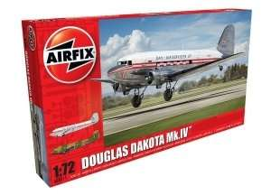 Model Airfix A08015 Douglas Dakota Mk.IV 1:72