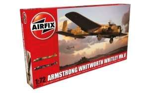 Model Armstrong Whitworth Whitley Mk.V Airfix 08016