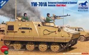 Model Bronco CB35091 YW-701A Armored Command & Control Vehicle