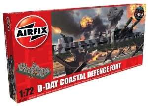 Model D-Day Coastal Defence Fort - Airfix 05702
