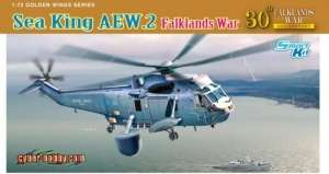 Model Dragon 5104 Sea King AEW.2 Falklands War