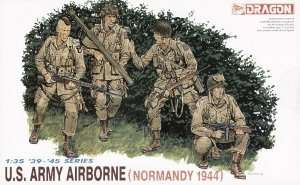 Model Dragon 6010 U.S Army Airborne Normandy 44