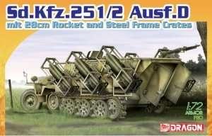 Model Dragon 7348 Sd.Kfz.251-2 ausf.D