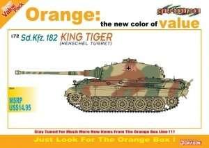 Model Dragon 7511 tank Sd.Kfz. 182 King Tiger