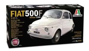 Model Fiat 500F (1968) Italeri 4703
