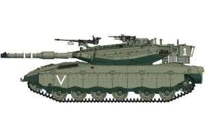 Model Hobby Boss 82917 IDF Merkawa Mk.III LIC