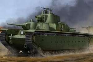 Model Hobby Boss 83844 T-35 radziecki czołg ciężki