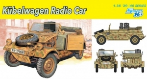 Model Kubelwagen Radio Car Dragon 6886