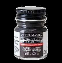Model Master 1415 Burnt Metal Metalizer - farba