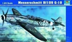 Model Messerschmitt Bf109G-10 02409 Trumpeter