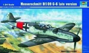 Model Messerschmitt Bf109G-6 02408 Trumpeter