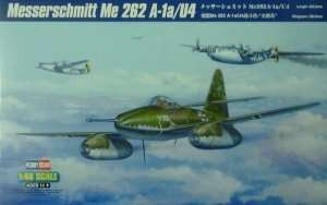 Model Messerschmitt Me 262 A-1a/U4 Hobby Boss 80372