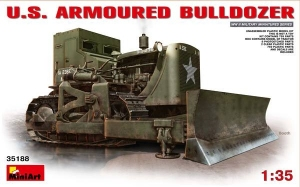 Model MiniArt 35188 US Armoured Buldozer
