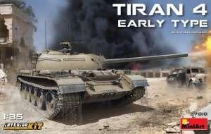 Model MiniArt 37010 czołg Tiran 4 wersja wczesna z wnętrzem