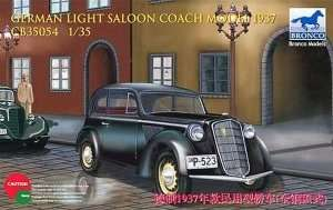 Model Opel Olympia Light Saloon Coach Model 1937 Bronco 35054