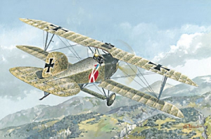 Model Roden 030 Albatros D.III Oeffag s.153