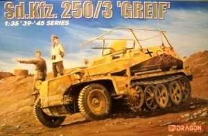 Model Sd.Kfz. 250/3 Greif - Dragon 6125
