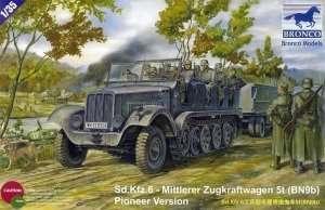 Model Sd.Kfz.6 Mittlerer Zugkraftwagen 5t (BN9b) Bronco 35041