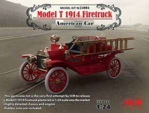 Model T Firetruck ICM 24004