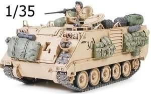 Model Tamiya 35265 transporter opancerzony US M113A2 wersja pustynna