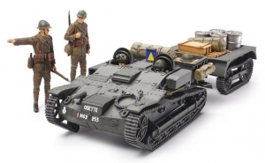 Model Tamiya 35284 Renualt UE Armored Carrier