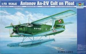 Model Trumpeter 01606 Antonov An-2V Colt on Float