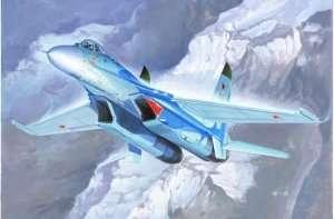 Model Trumpeter 01660 Samolot Su-27 Flanker B
