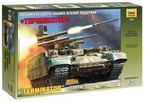 Model Zvezda 3636 wóz bojowy BMPT Terminator