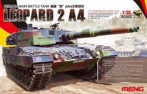 Model czołgu Leopard 2 A4 Meng TS-016
