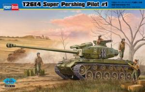 Model czołgu T-26E4 Super Pershing Hobby Boss 82426