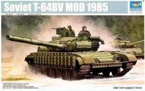 Model czołgu T-64BV 1985 Trumpeter 05522