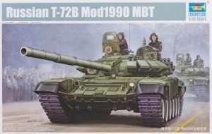 Model czołgu T-72B Trumpeter 05564