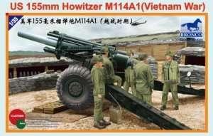 Model haubicy M114A1 155mm Bronco 35102