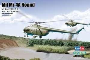 Model helikoptera Mil Mi-4A Hound A Hobby Boss 87226