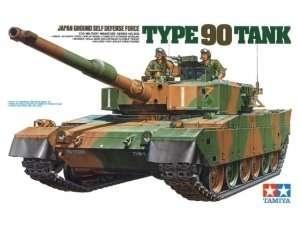 Model japońskiego czołgu Type90 Tamiya 35208