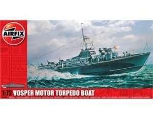 Model łodzi torpedowej Vosper - Airfix 05280