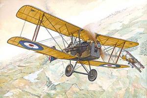 Model myśliwca RAF SE5a Roden 419