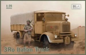 Model włoskiej ciężarówki 3RO IBG 35052