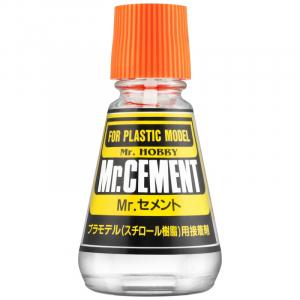 Mr.Hobby MC124 Mr. Cement 23ml klej modelarski do plastiku
