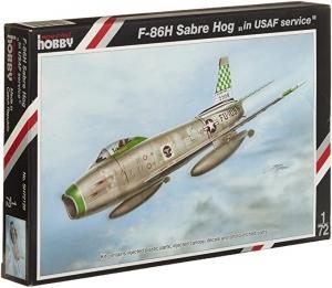 Myśliwiec F-86H Sabre Hog USAF Special Hobby 72120