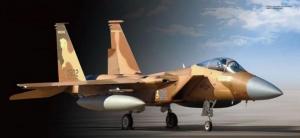 Myśliwiec McDD F-15C Eagle MSIP II USAF & ANG Lion Roar L7205