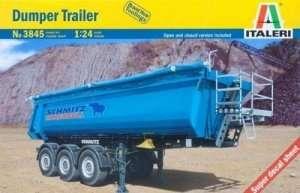 Naczepa Italeri 3845 - Dumper Trailer - 1-24