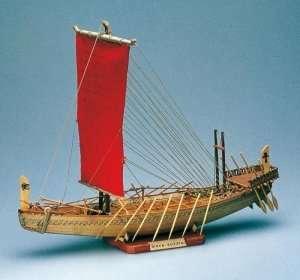 Nave Egizia Amati 1403 drewniany model w skali 1:50