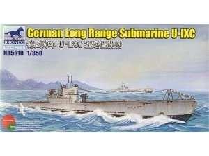 Niemiecki U-boot Type U-IXC Bronco 5010