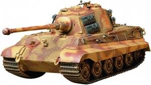 Niemiecki czołg Tygrys Królewski Tamiya 35164